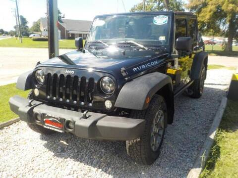 2013 Jeep Wrangler for sale at Beach Auto Brokers in Norfolk VA
