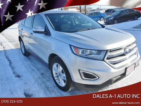2015 Ford Edge for sale at Dales A-1 Auto Inc in Jamestown ND