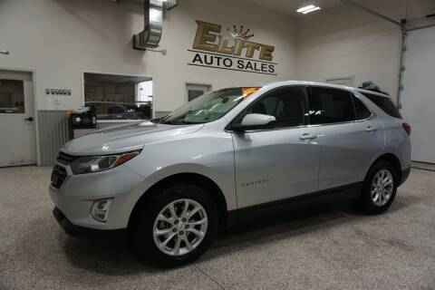 2018 Chevrolet Equinox for sale at Elite Auto Sales in Ammon ID