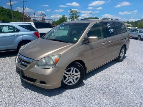 2006 Honda Odyssey for sale at Bailey's Auto Sales in Cloverdale VA