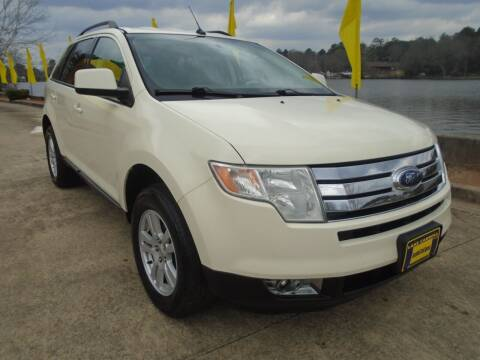 2008 Ford Edge for sale at Lake Carroll Auto Sales in Carrollton GA