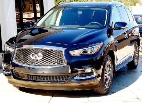2017 Infiniti QX60 for sale at Avi Auto Sales Inc in Magnolia NJ