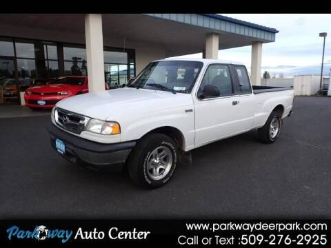 2003 Mazda Truck for sale at PARKWAY AUTO CENTER AND RV in Deer Park WA