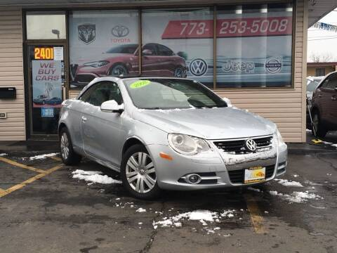 2008 Volkswagen Eos for sale at TOP YIN MOTORS in Mount Prospect IL