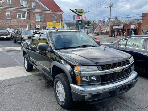 2008 Chevrolet Colorado for sale at Bel Air Auto Sales in Milford CT