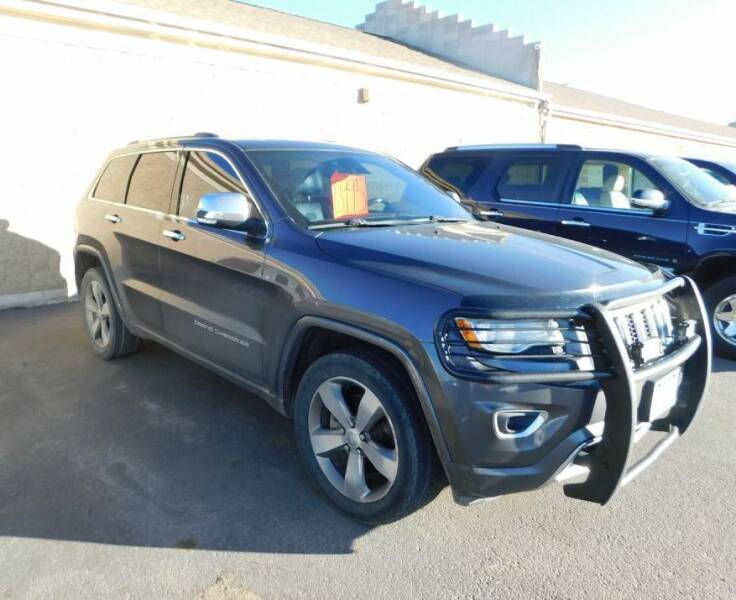 2014 Jeep Grand Cherokee for sale at Will Deal Auto & Rv Sales in Great Falls MT