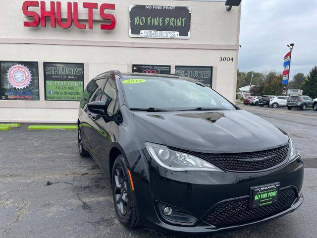 2018 Chrysler Pacifica for sale at Shults Resale Center Olean in Olean NY