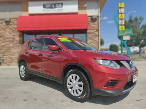 2016 Nissan Rogue for sale at 719 Automotive Group in Colorado Springs CO