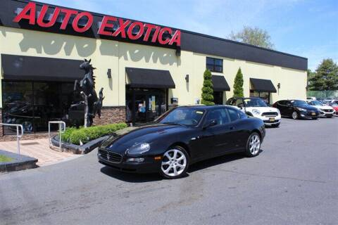 2006 Maserati Coupe for sale at Auto Exotica in Red Bank NJ