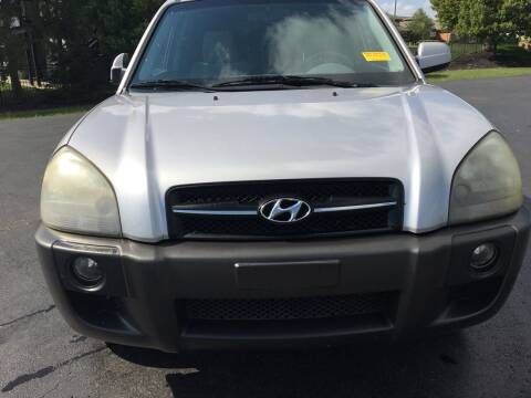 2005 Hyundai Tucson for sale at Nice Cars in Pleasant Hill MO