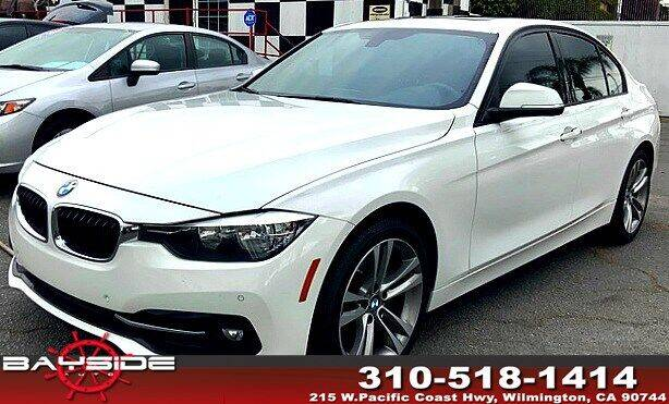 2016 BMW 3 Series for sale at BaySide Auto in Wilmington CA