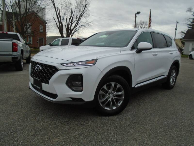 2020 Hyundai Santa Fe for sale at Total Eclipse Auto Sales & Service in Red Bud IL