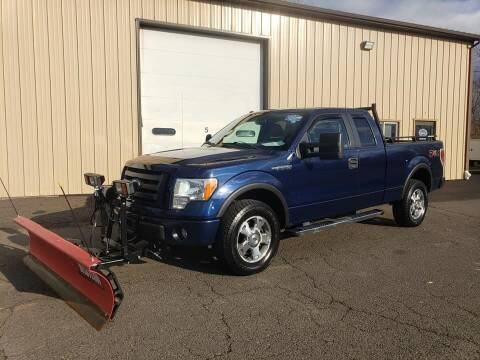 2009 Ford F-150 for sale at Massirio Enterprises in Middletown CT