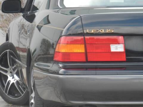 2000 Lexus LS 400 for sale at Moto Zone Inc in Melrose Park IL