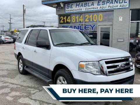2014 Ford Expedition for sale at Stanley Automotive Finance Enterprise - STANLEY FORD ANDREWS in Andrews TX