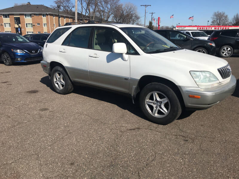 2003 Lexus RX 300 for sale at TOWER AUTO MART in Minneapolis MN