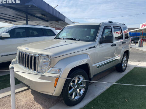 2009 Jeep Liberty for sale at DESANTIAGO AUTO SALES in Yuma AZ