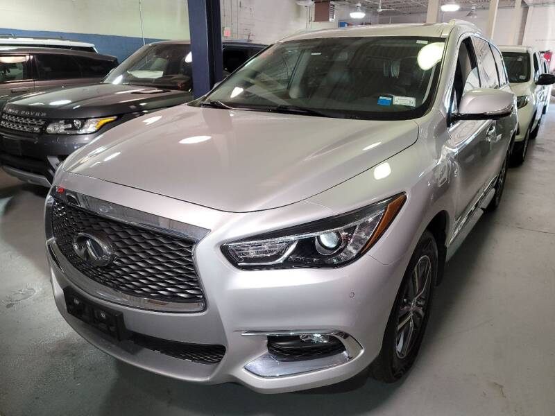 2017 Infiniti QX60 for sale at AW Auto & Truck Wholesalers  Inc. in Hasbrouck Heights NJ