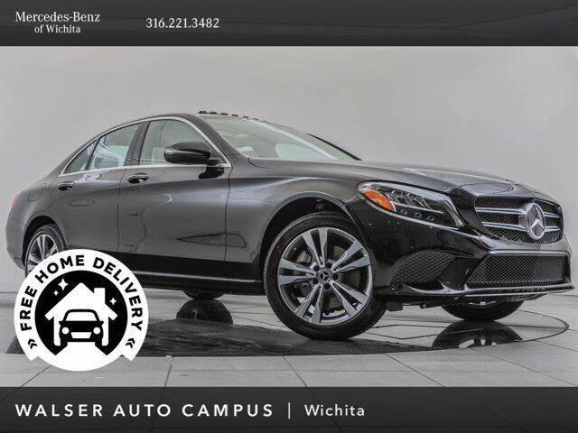 2021 Mercedes-Benz C-Class for sale in Wichita, KS