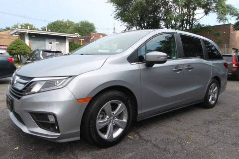 2019 Honda Odyssey for sale at AA Discount Auto Sales in Bergenfield NJ