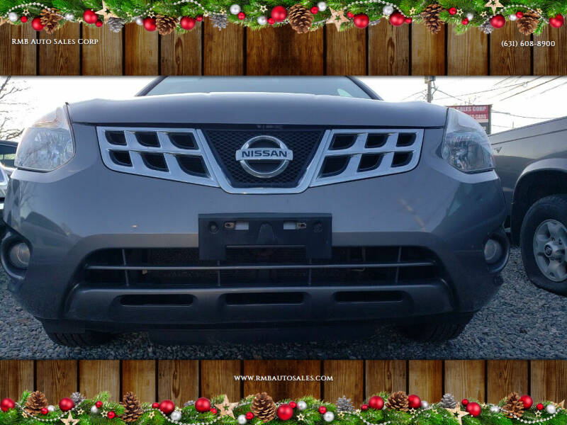 2012 Nissan Rogue for sale at RMB Auto Sales Corp in Copiague NY