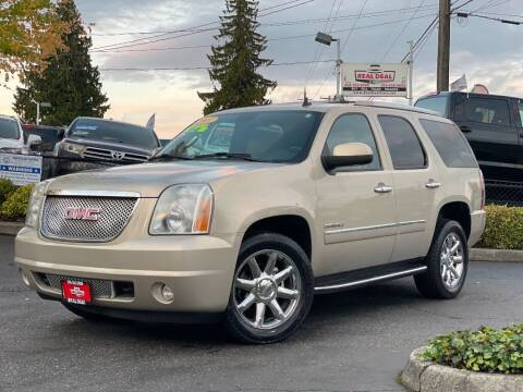2011 GMC Yukon for sale at Real Deal Cars in Everett WA