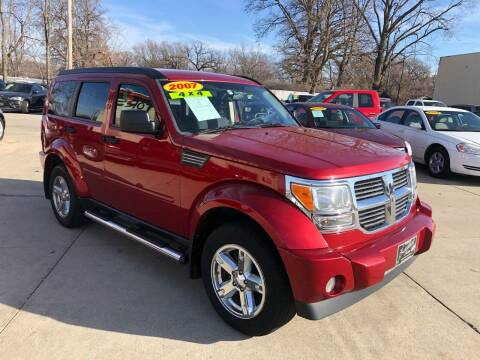 2007 Dodge Nitro for sale at Zacatecas Motors Corp in Des Moines IA