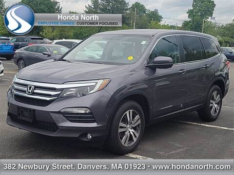 2016 Honda Pilot for sale at 1 North Preowned in Danvers MA