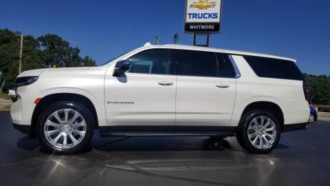 2021 Chevrolet Suburban for sale at Whitmore Chevrolet in West Point VA