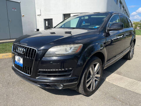 2012 Audi Q7 for sale at 101 MOTORS in Hasbrouck Heights NJ