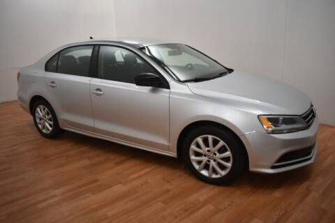 2015 Volkswagen Jetta for sale at Paris Motors Inc in Grand Rapids MI