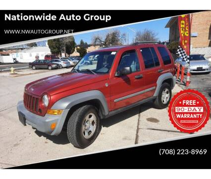 2005 Jeep Liberty for sale at Nationwide Auto Group in Melrose Park IL