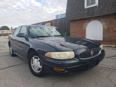 2000 Buick LeSabre for sale at speedy auto sales in Indianapolis IN