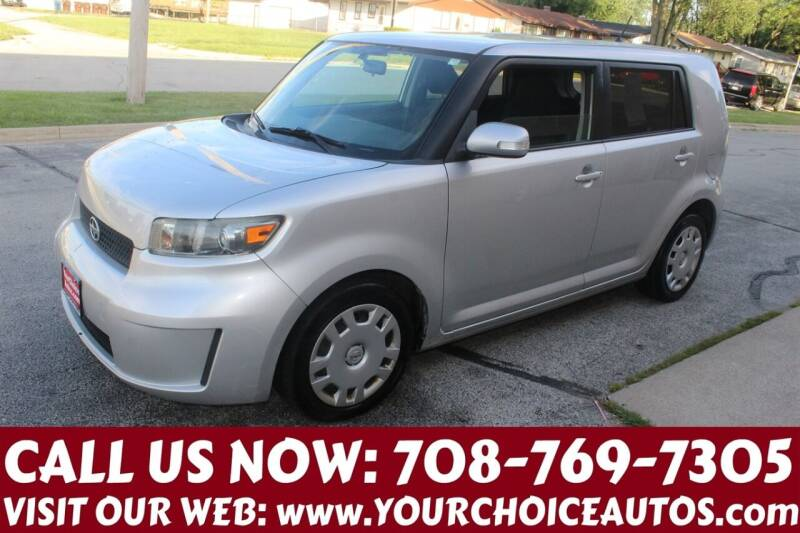 2008 Scion xB for sale at Your Choice Autos in Posen IL