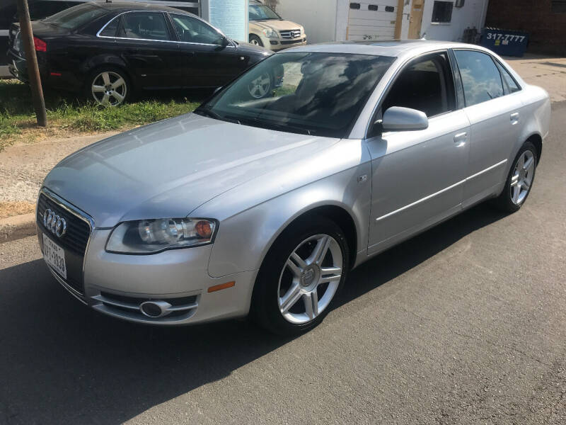 2007 Audi A4 for sale at Finish Line Motors in Tulsa OK