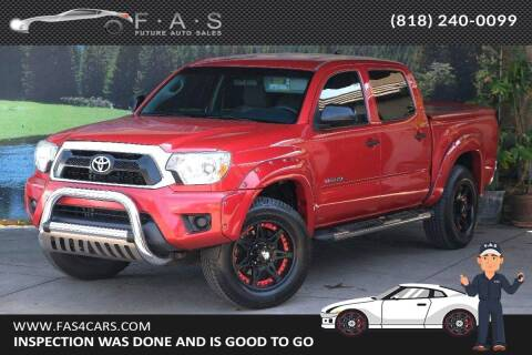2015 Toyota Tacoma for sale at Best Car Buy in Glendale CA