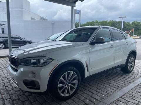 2018 BMW X6 for sale at Southern Auto Solutions-Jim Ellis Volkswagen Atlan in Marietta GA