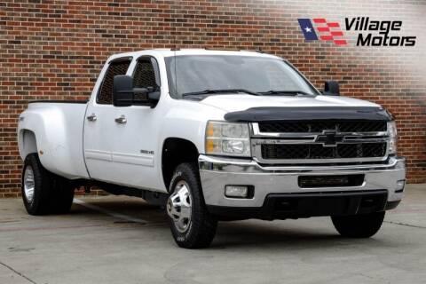 2011 Chevrolet Silverado 3500HD for sale at Village Motors in Lewisville TX