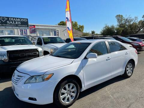 2008 Toyota Camry for sale at Black Diamond Auto Sales Inc. in Rancho Cordova CA