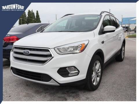 2017 Ford Escape for sale at BARTOW FORD CO. in Bartow FL