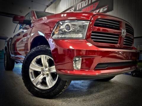 2014 RAM Ram Pickup 1500 for sale at Carder Motors Inc in Bridgeport WV