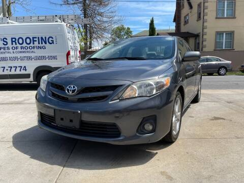 2012 Toyota Corolla for sale at US Auto Network in Staten Island NY