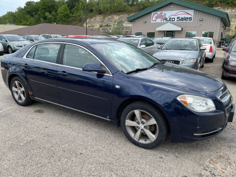 2008 Chevrolet Malibu for sale at Gilly's Auto Sales in Rochester MN