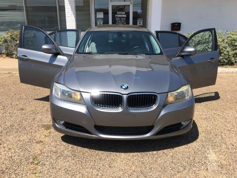 2009 BMW 3 Series for sale at TETCO AUTO SALES  / TETCO FUNDING in Dallas TX
