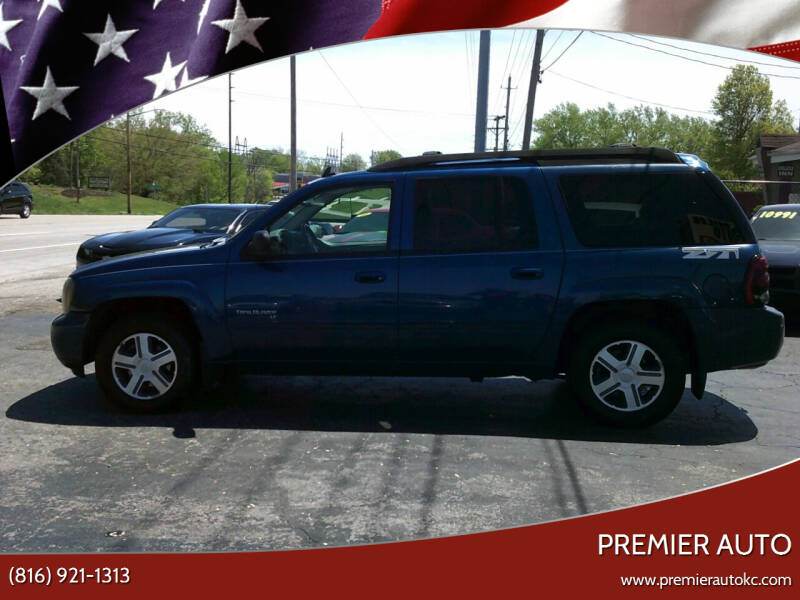 2006 Chevrolet TrailBlazer EXT for sale at Premier Auto in Independence MO