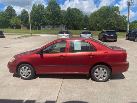 2007 Toyota Corolla for sale at Truck and Auto Outlet in Excelsior Springs MO