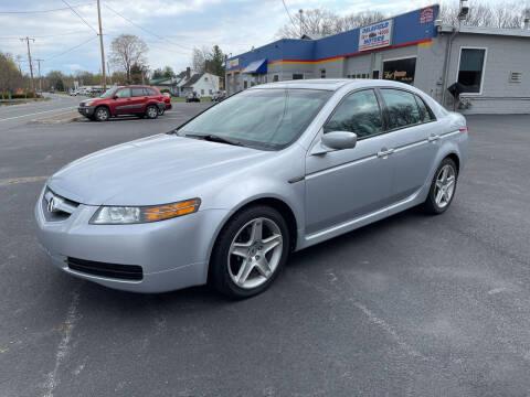 2005 Acura TL for sale at Delafield Motors in Glenville NY
