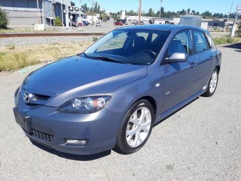 2008 Mazda MAZDA3 for sale at South Tacoma Motors Inc in Tacoma WA