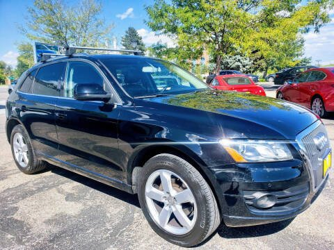 2011 Audi Q5 for sale at J & M PRECISION AUTOMOTIVE, INC in Fort Collins CO