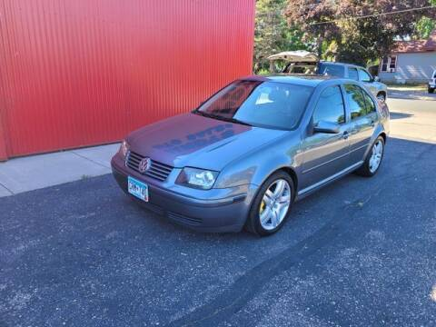 2003 Volkswagen Jetta for sale at Dandy's Auto Sales in Forest Lake MN